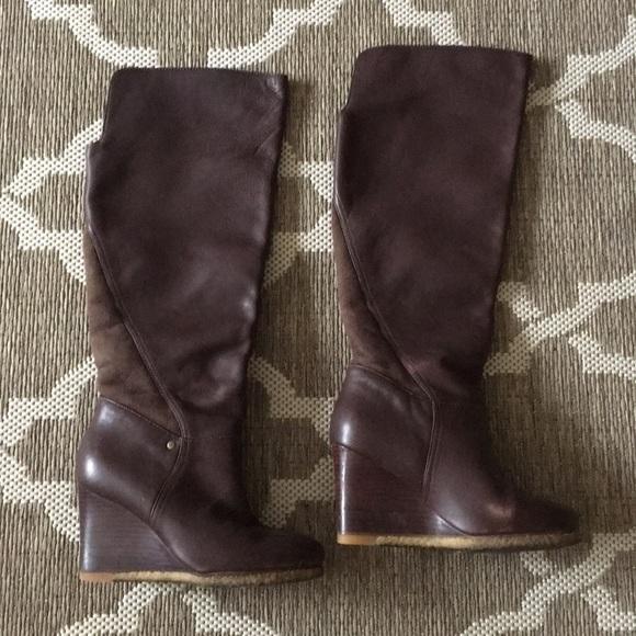 3de1186d0257 UGG Ravenna Cuff-able Wedge Boots